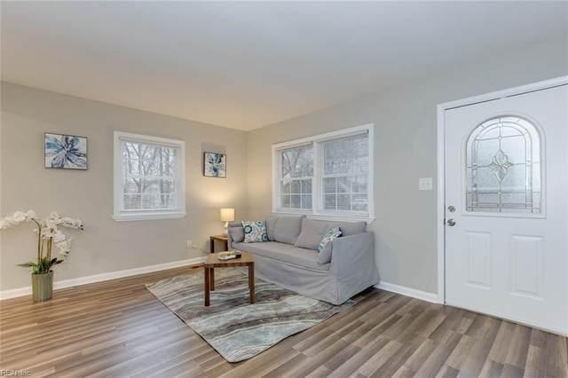 811 Powhatan Pw, Hampton, VA 23661 (#10359729) :: Crescas Real Estate