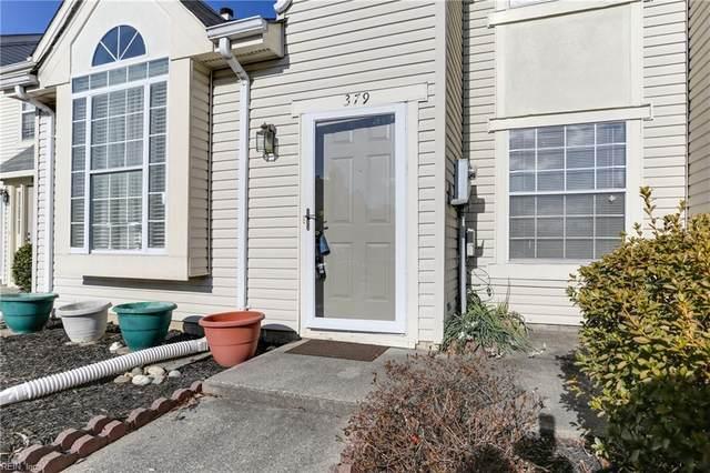 379 Lees Mill Dr, Newport News, VA 23608 (#10359732) :: Crescas Real Estate