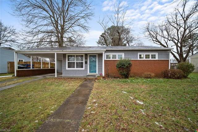 105 Marlboro Rd, Portsmouth, VA 23702 (#10359755) :: Tom Milan Team