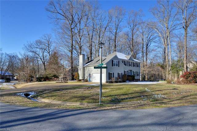 5575 Rolling Woods Dr, James City County, VA 23185 (#10359757) :: Austin James Realty LLC