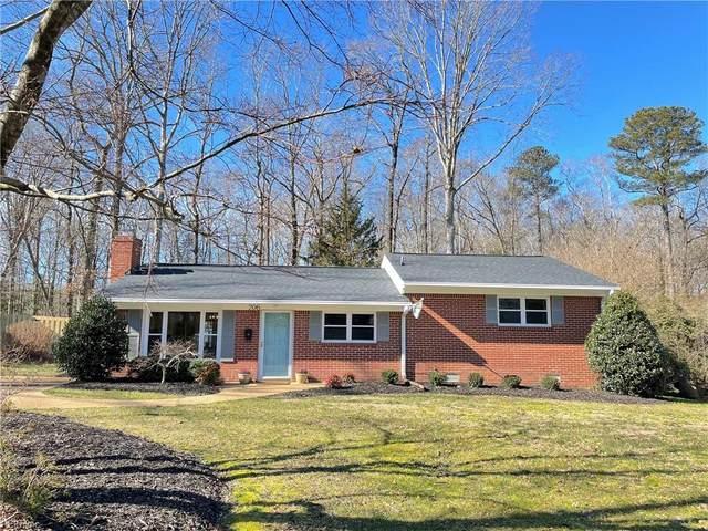 206 John Pinckney Ln, Williamsburg, VA 23185 (#10359774) :: Abbitt Realty Co.