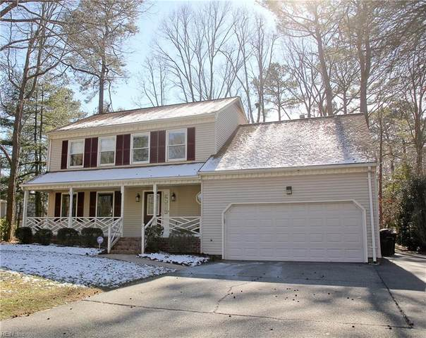 116 Millside Way, York County, VA 23692 (#10359787) :: Verian Realty