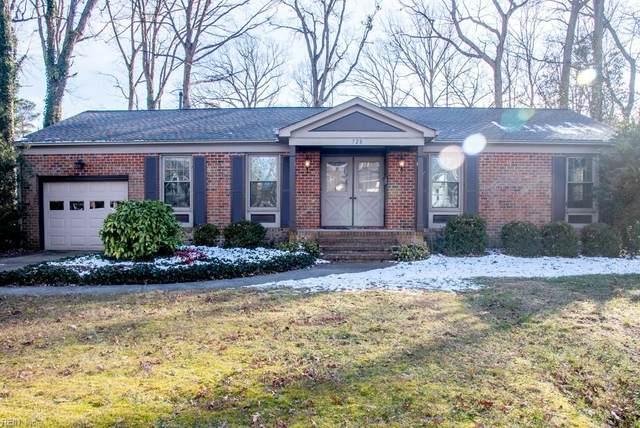 728 Bunker Hill Cir, Newport News, VA 23602 (#10359820) :: Encompass Real Estate Solutions