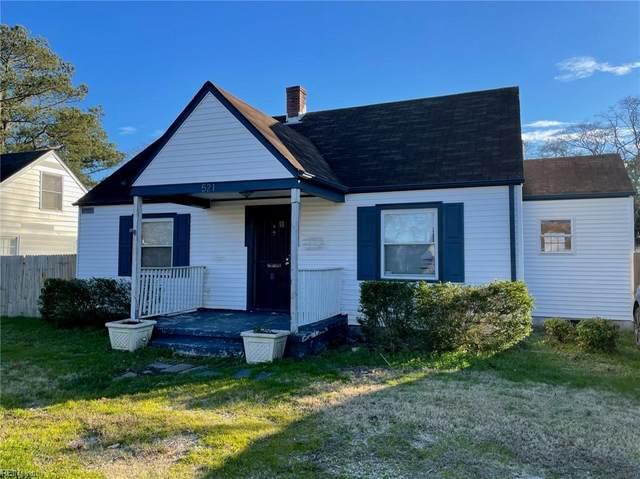 521 W Little Creek Rd W, Norfolk, VA 23505 (#10359827) :: Crescas Real Estate
