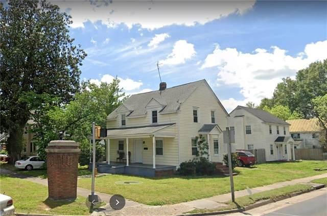 4201 George Washington Hwy, Portsmouth, VA 23702 (#10359901) :: Crescas Real Estate