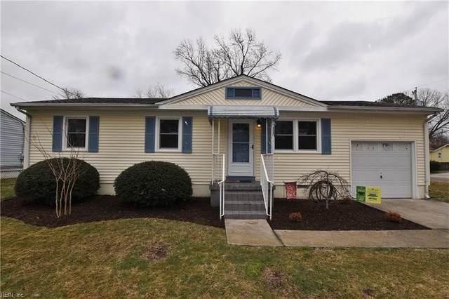 801 Henry Ave, Chesapeake, VA 23323 (#10359918) :: Atkinson Realty
