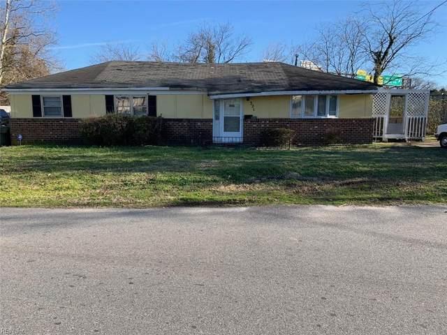 321 Bassette St, Hampton, VA 23669 (#10359984) :: Crescas Real Estate