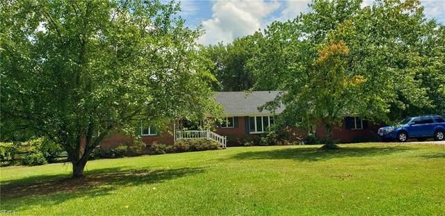 32218 O'berry Church Rd, Southampton County, VA 23851 (#10360031) :: Atlantic Sotheby's International Realty