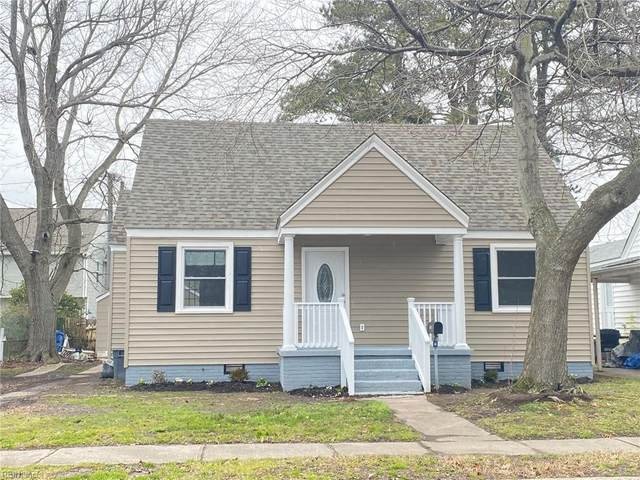 813 Wright Ave, Chesapeake, VA 23324 (#10360041) :: Crescas Real Estate
