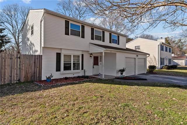 317 Bromsgrove Dr, Hampton, VA 23666 (#10360043) :: The Bell Tower Real Estate Team