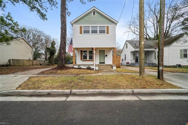 3020 Vimy Ridge Ave, Norfolk, VA 23509 (MLS #10360088) :: AtCoastal Realty