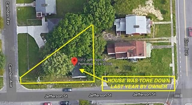 1312 Jefferson St, Portsmouth, VA 23704 (#10360090) :: Crescas Real Estate