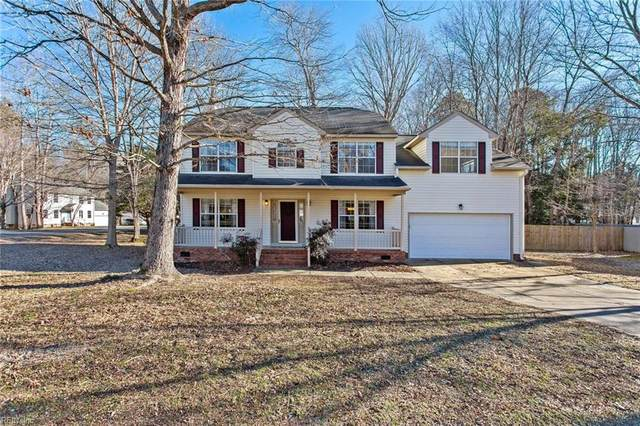 2901 Lancaster Ct, James City County, VA 23185 (#10360107) :: Tom Milan Team