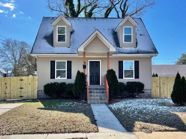 8 Woodland St, Portsmouth, VA 23702 (#10360112) :: Crescas Real Estate