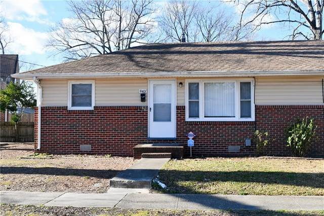 9401 Warwick Ave, Norfolk, VA 23506 (#10360120) :: Tom Milan Team