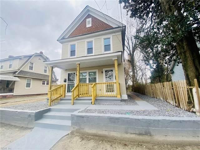 818 30th St, Newport News, VA 23607 (#10360161) :: Rocket Real Estate