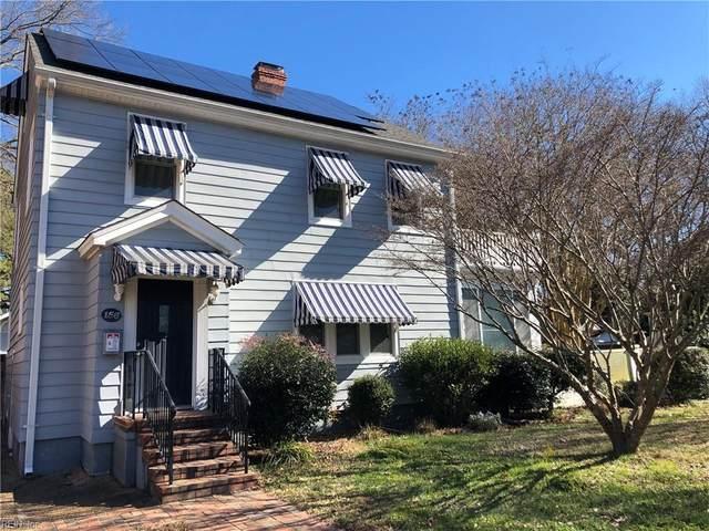 156 Shenandoah Rd, Hampton, VA 23661 (#10360166) :: Crescas Real Estate