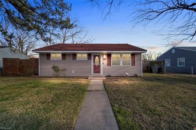 1922 Bancroft Dr, Hampton, VA 23663 (#10360189) :: Crescas Real Estate