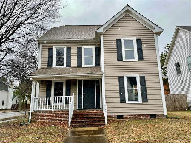 927 Norchester Ave, Norfolk, VA 23504 (MLS #10360202) :: AtCoastal Realty