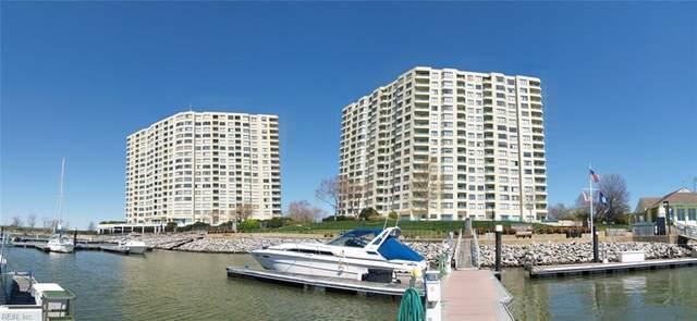 7505 River Rd 8C, Newport News, VA 23607 (MLS #10360211) :: AtCoastal Realty