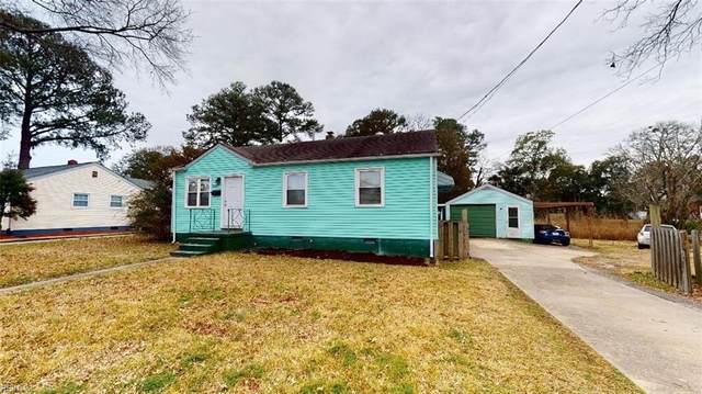 535 Muskogee Ave, Norfolk, VA 23509 (#10360231) :: Abbitt Realty Co.