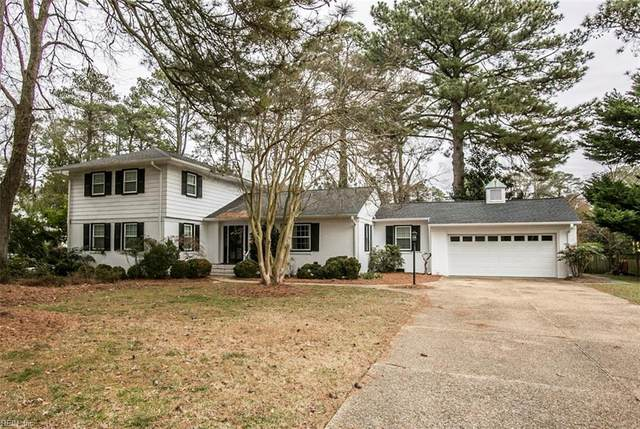 110 Mistletoe Dr, Newport News, VA 23606 (#10360272) :: Austin James Realty LLC