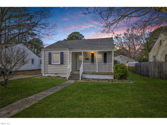 11 Tyron Pl, Portsmouth, VA 23702 (#10360290) :: Tom Milan Team