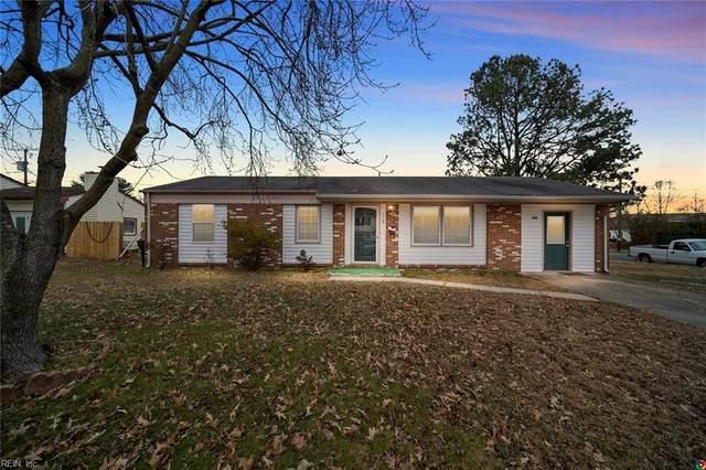 968 Carriage Hill Rd, Virginia Beach, VA 23452 (#10360296) :: Crescas Real Estate