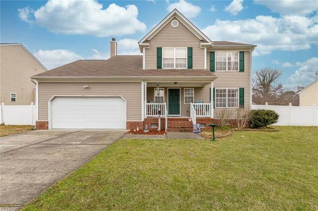 1327 N Mallory St, Hampton, VA 23663 (#10360340) :: Tom Milan Team