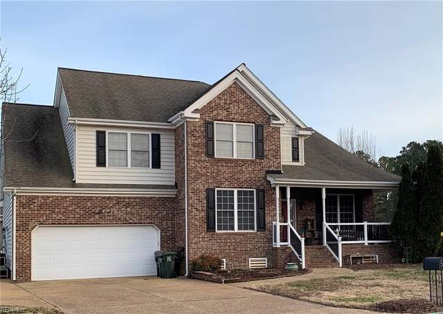 5 Quail Cv, Poquoson, VA 23662 (#10360345) :: Berkshire Hathaway HomeServices Towne Realty