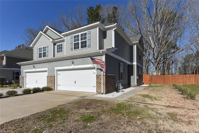 1182 Gunn Hall Dr B, Virginia Beach, VA 23454 (#10360356) :: Verian Realty
