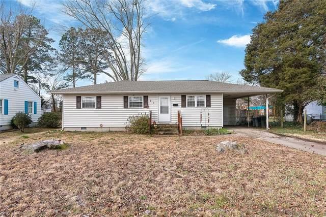 23 Rockwell Rd, Hampton, VA 23669 (#10360371) :: Berkshire Hathaway HomeServices Towne Realty