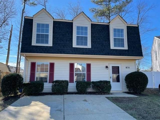 831 Depriest Downs, Newport News, VA 23608 (#10360380) :: Crescas Real Estate