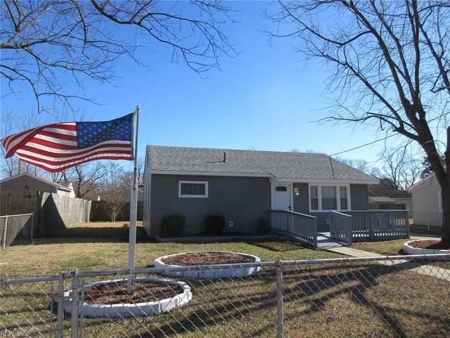 1920 Bancroft Dr, Hampton, VA 23663 (#10360385) :: Crescas Real Estate