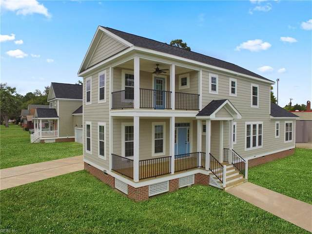 112 W County St, Hampton, VA 23663 (#10360429) :: Abbitt Realty Co.