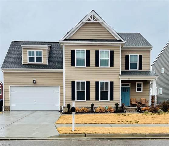 110 Station Dr, Suffolk, VA 23434 (#10360460) :: Crescas Real Estate