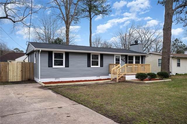 452 Honaker Ave, Norfolk, VA 23502 (#10360468) :: The Bell Tower Real Estate Team