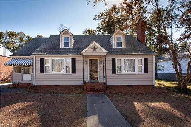 105 Lodge Rd, Poquoson, VA 23662 (#10360483) :: Berkshire Hathaway HomeServices Towne Realty