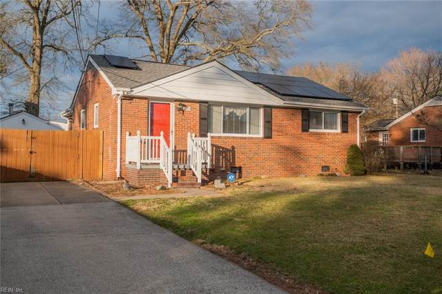 602 Ferry Rd, Portsmouth, VA 23701 (#10360486) :: Tom Milan Team
