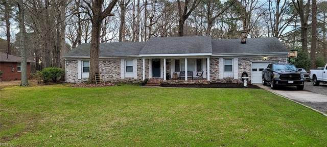 3609 Moore Rd, Portsmouth, VA 23703 (#10360497) :: Atkinson Realty