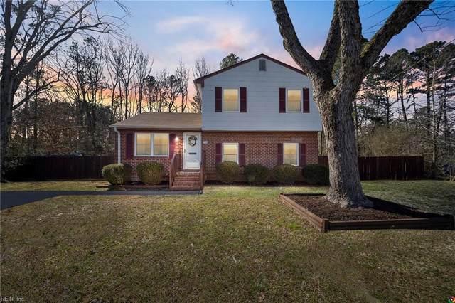 118 Tazewell Rd, Newport News, VA 23608 (#10360542) :: Avalon Real Estate