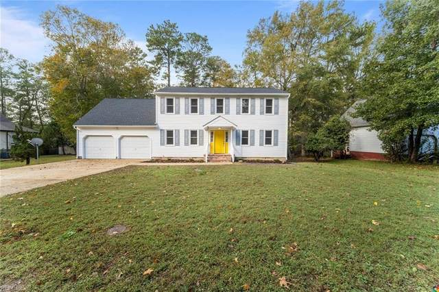 114 W Rexford Dr, Newport News, VA 23608 (#10360606) :: Crescas Real Estate