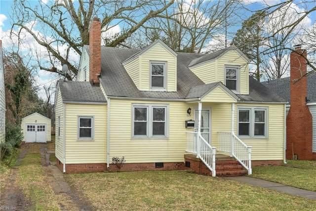 329 Algonquin Rd, Hampton, VA 23661 (#10360636) :: Atkinson Realty