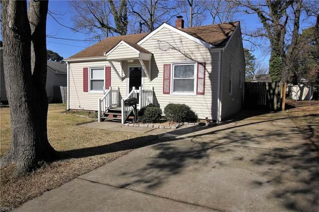 29 Harvard Rd, Portsmouth, VA 23701 (#10360693) :: Crescas Real Estate