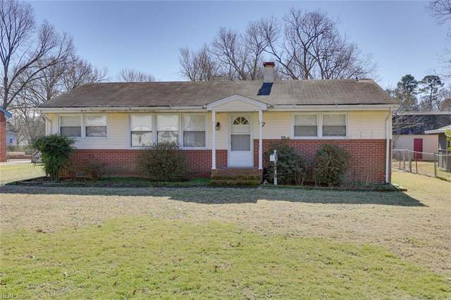 17 Miller Rd, Newport News, VA 23602 (MLS #10360740) :: AtCoastal Realty