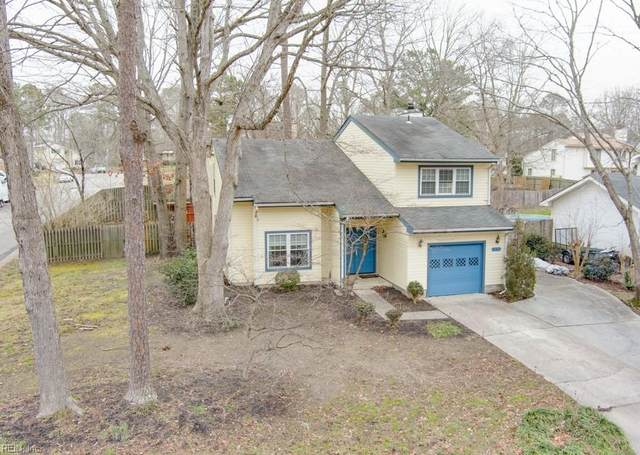 517 Great Park Dr, Newport News, VA 23608 (#10360747) :: Momentum Real Estate
