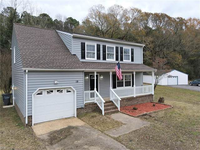 19 Peterson Ave, Isle of Wight County, VA 23430 (#10360749) :: Avalon Real Estate