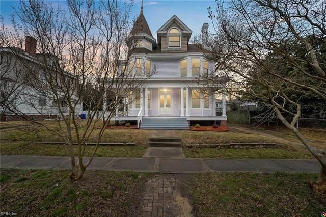 323 55th St, Newport News, VA 23607 (#10360803) :: Rocket Real Estate