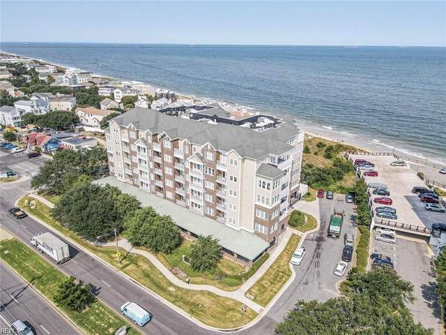 3800 Dupont Cir #206, Virginia Beach, VA 23455 (#10360804) :: Verian Realty