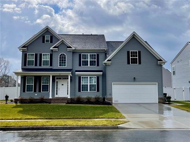 101 Country Club Blvd, Chesapeake, VA 23322 (#10360821) :: Austin James Realty LLC